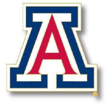 NCAA Arizona Wildcats Logo Pin