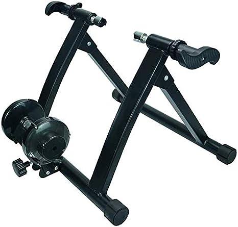 HBDITAN Entrenador de Bicicleta Montar Bicicleta estacionaria ...