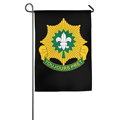 2nd Armored Cavalry Regiment Unit House Flag Garden Flag Yar
