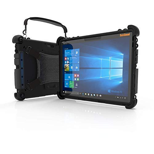 【国内配送】 MobileDemand 軍事用落下試験済みプレミアム堅牢ケース ブラック Microsoft Surface Surface Go用 ブラック Go用 B07L39TL1N, カスガイシ:a0bd8077 --- a0267596.xsph.ru