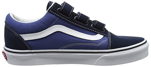 Trainers Blue Unisex Old Adults' Vans Skool V w1qH0pZ