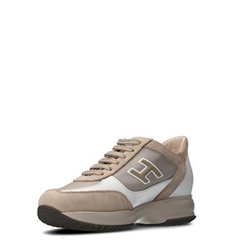 100% Autentico Tienda De Salida Hogan Sneakers Uomo HXM00N0Q102IUF637M Pelle Beige Original De Salida Venta Barata Manchester Gran Venta Dónde Puedes Encontrar HACRv
