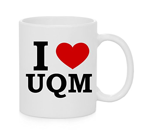 I Heart Uqm   Love   Official Mug