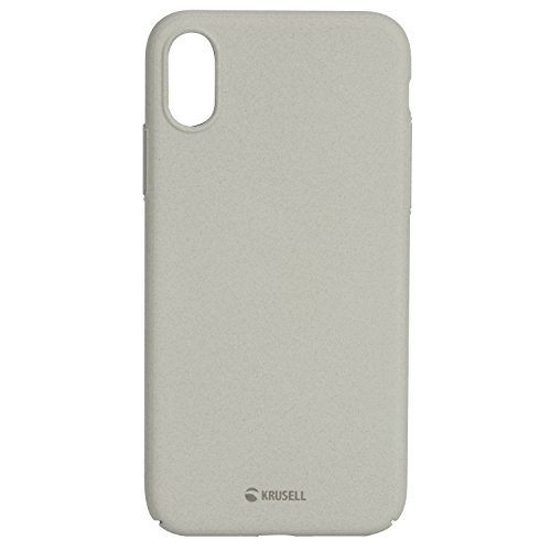 Krusell Cell Phone Case for Apple iPhone X - Sand