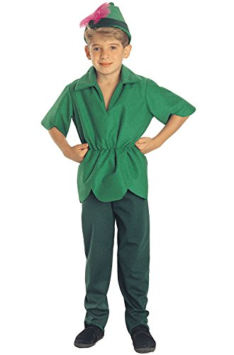 [Mememall Fashion Robin Hood Lost Boy Toddler/Child Costume] (Zombie Doctor Childrens Costumes)