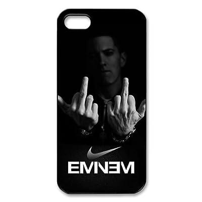 Gory Eminem iPhone 7 7 Case Rap Singer Eminem Black Case Cover