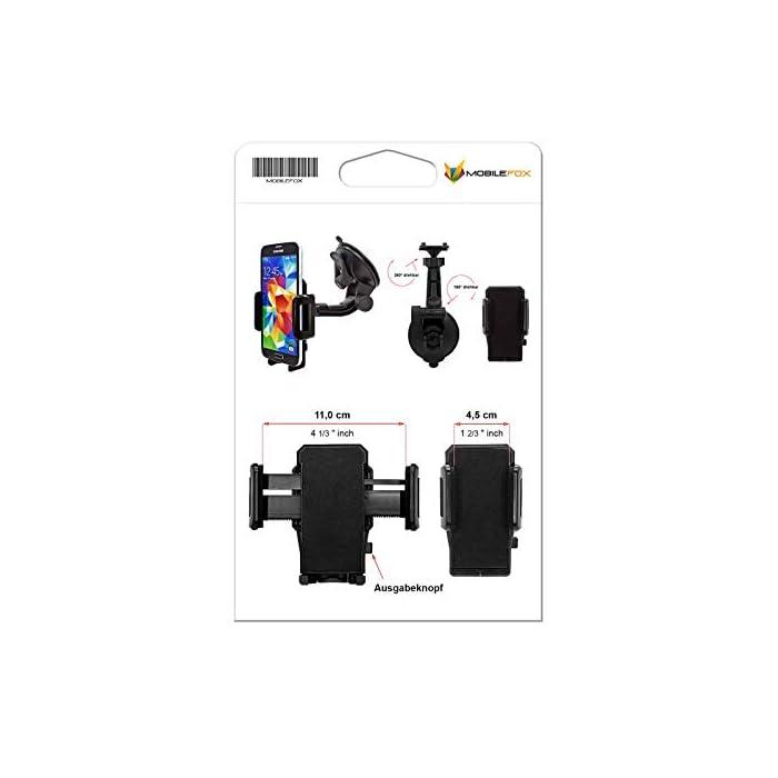 41URcaiM35L Haz clic aquí para comprobar si este producto es compatible con tu modelo Forma sólida, alta calidad – espuma pinza Bake – vibración tenue sistema de fijación Estable y seguro de poner – versátil fijación con tornillo de bloqueo