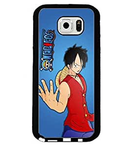 Samsung Galaxy Note 5 Funda Case One Piece Luffy Galaxy note 5 Scratch-Proof Hard Cover