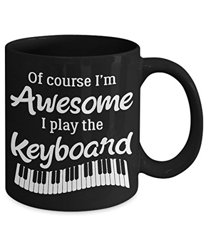 Keyboard Mug - 7
