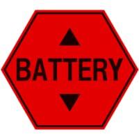 EVANGELION battery monitoring