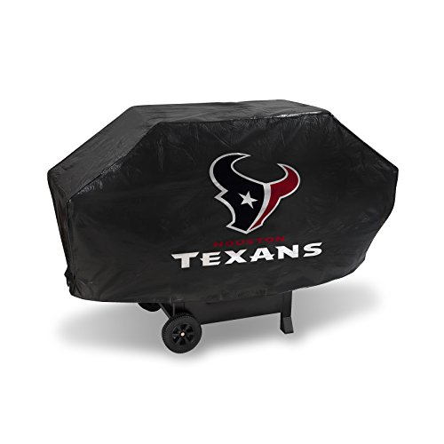- Rico Industries NFL Houston Texans Vinyl Padded Deluxe Grill Cover
