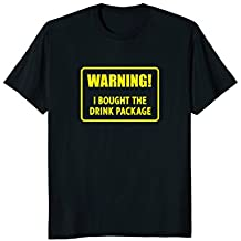 Funny Cruise Ship T-Shirt for Caribbean Vacation Partiers