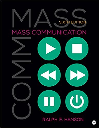 mass communication living in a media world kindle edition by