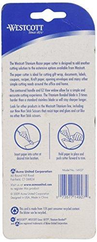 Westcott Paper Cutter, Assorted,