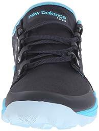 New Balance Women\'s WT10V4 Trail Shoe, Black, 11 D US