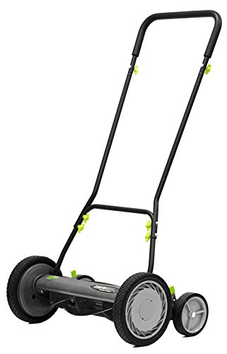 Earthwise 1816-18EW 18-Inch 5-Blade Economy Reel Mower by Earthwise