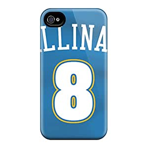 High Quality Denver Nuggets Case For Iphone 4/4s / Perfect Case