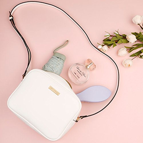 Donna Puro Sept Miracle Borsa Bianco Tracolla A 00IqvY