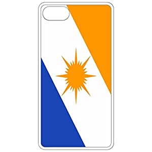 Tocantins Flag White Apple Iphone 6 (4.7 Inch) Cell Phone Case - Cover