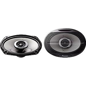 "Pioneer 250 Watts 6 x 9"" 4 ohms 2-Way G-Series Coaxial Full Range Car Audio Stereo Speakers"