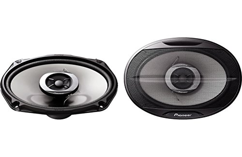 Pioneer 250 Watts 6 x 9' 4 ohms 2-Way G-Series Coaxial Full Range Car Audio Stereo Speakers