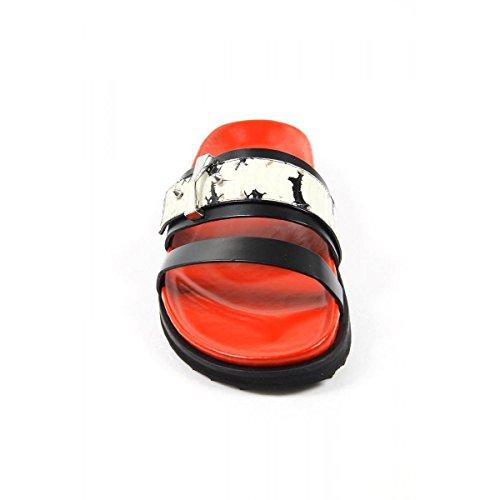 Sandals 1070 Ladies Mcqueen Whg15 Alexander Multicolore 376762 6PvUvw