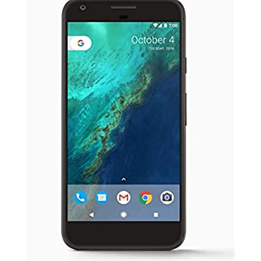 Google Pixel XL 128GB Factory Unlocked Phone (Quite Black)