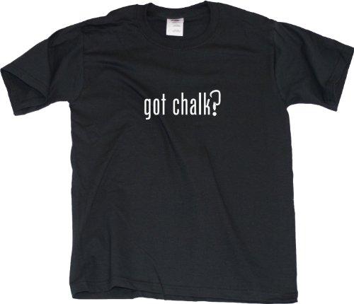 GOT CHALK? Youth Unisex T-shirt / Cute, Funny Rock Climbing Shirt