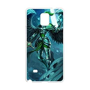League of Legends(LOL) Kayle Samsung Galaxy Note 4 Cell Phone Case White DIY Gift pxf005-3660128