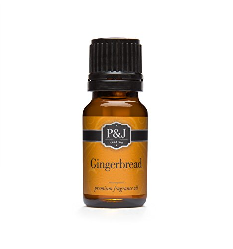 Gingerbread Premium Grade Fragrance Oil - Perfume Oil - 10ml -