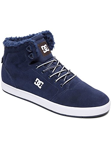 Shoes Chaussures Homme Dc Skateboard Winter High khaki Navy De Crisis FOCq7wd
