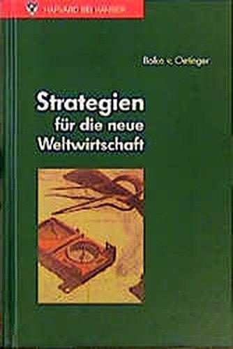 Strategien für die neue Weltwirtschaft