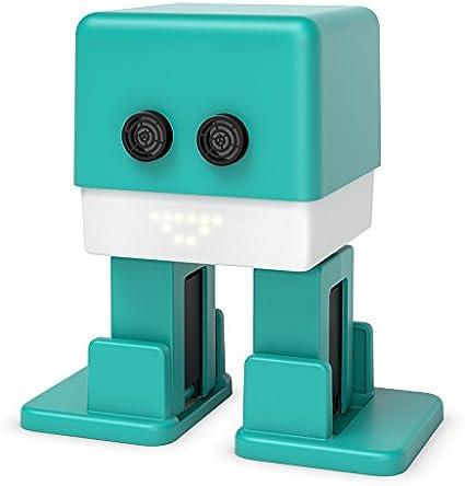 BQ - Zowi, El robot de Clan, color verde: Amazon.es: Juguetes y juegos