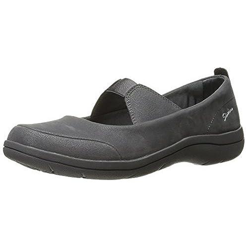 Lite Step-Helium, Zapatillas para Mujer, Gris (Ccl), 38 EU Skechers