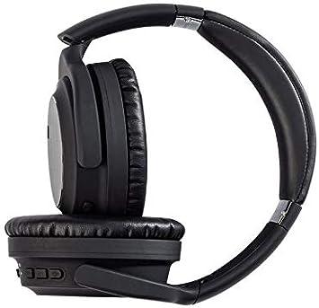 Auriculares Bluetooth inalámbricos con función de ANC, con Control por Voz, Manos Libres y micrófono Integrado