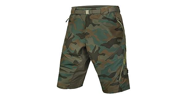 ENDURA Hummvee II Pantalón Corto, Unisex Adulto, Kaki, L: Amazon.es: Deportes y aire libre