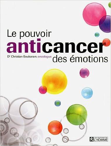 Livres gratuits Le pouvoir anticancer des émotions pdf
