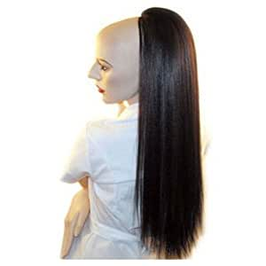 Dark Auburn Extra Long Ponytail Hair Piece Fashion Source HSHP 030