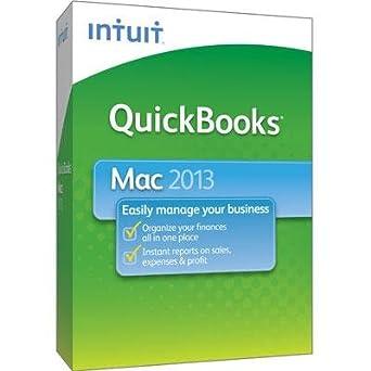 Intuit 419272 Quickbooks Pro 2013 MAC