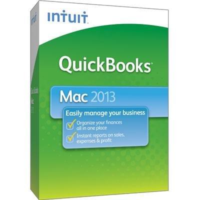Price comparison product image Intuit 419272 Quickbooks Pro 2013 MAC