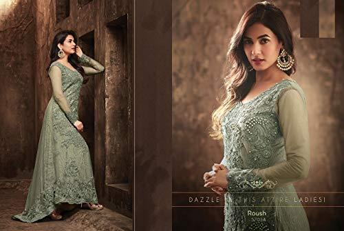Kameez Touch lungo Collezione 2872XL pavimento Anarkali Abito ETHNIC Salwar donna Designer ragazza Abito Abito da Indiano EMPORIUM da Abito Bollywood tnU4P