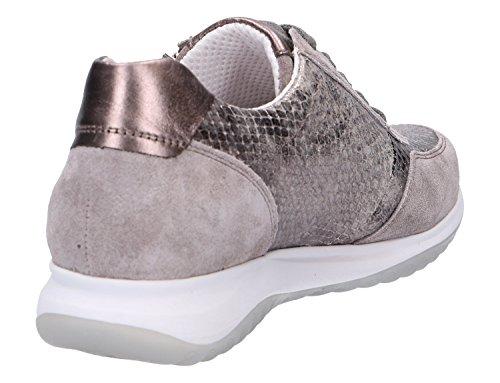 298 86 Lacets Chaussures Ville Femme Gabor 81 Multicolore Weiß 81 de à Pour Mehrfarbig q51UndFw