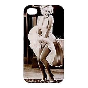 Zheng caseZheng caseMarilyn Monroe skirt up for iPhone 4/4s protective Durable case