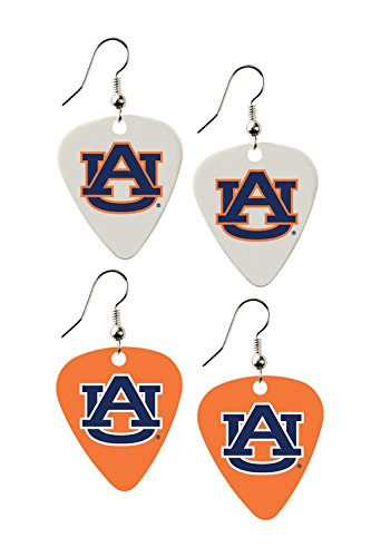 - College Guitar CGPW2-AU Game Day Pick Wear Home and Away Ear Ring Pack