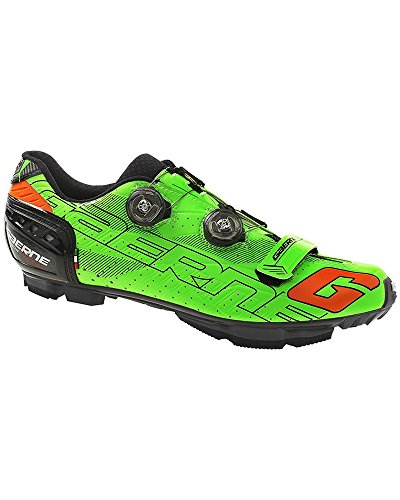 Gaerne G. Gaerne G. Sincro Sko Mtb Radsport, Green (limited Edition)