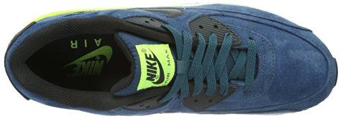 Nike Air Max 90 Essential - Zapatillas para hombre Blue / Black / Volt