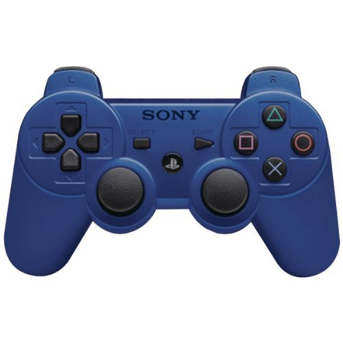 - PDR98052 - SONY 98052 PlayStation3 SIXAXIS Wireless Controller (Blue)