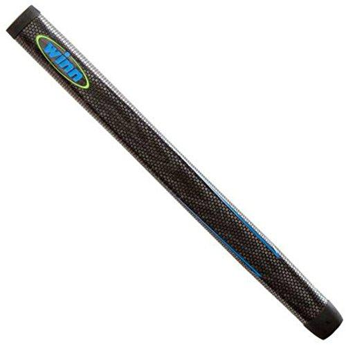 - Winn Grips - Excel Tour Pistol Putter Grip - Standard (Black, 62g Standard)