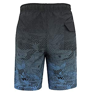 APTRO Men's Shorts Swim Trunks Casual Surf Beach Shorts Quick Dry Board Shorts S-4XL 01
