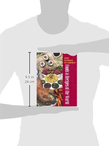 Junior Worldmark Encyclopedia of Foods & Recipes of the